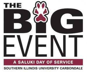 The Big Event: A Saluki Day of Service April 7